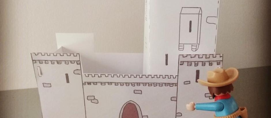 Mon château en 3D