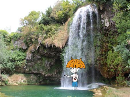 Balade en Aveyron - Salles-la-Source