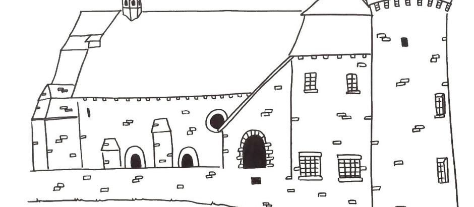 Le prieuré de Saint-Angel