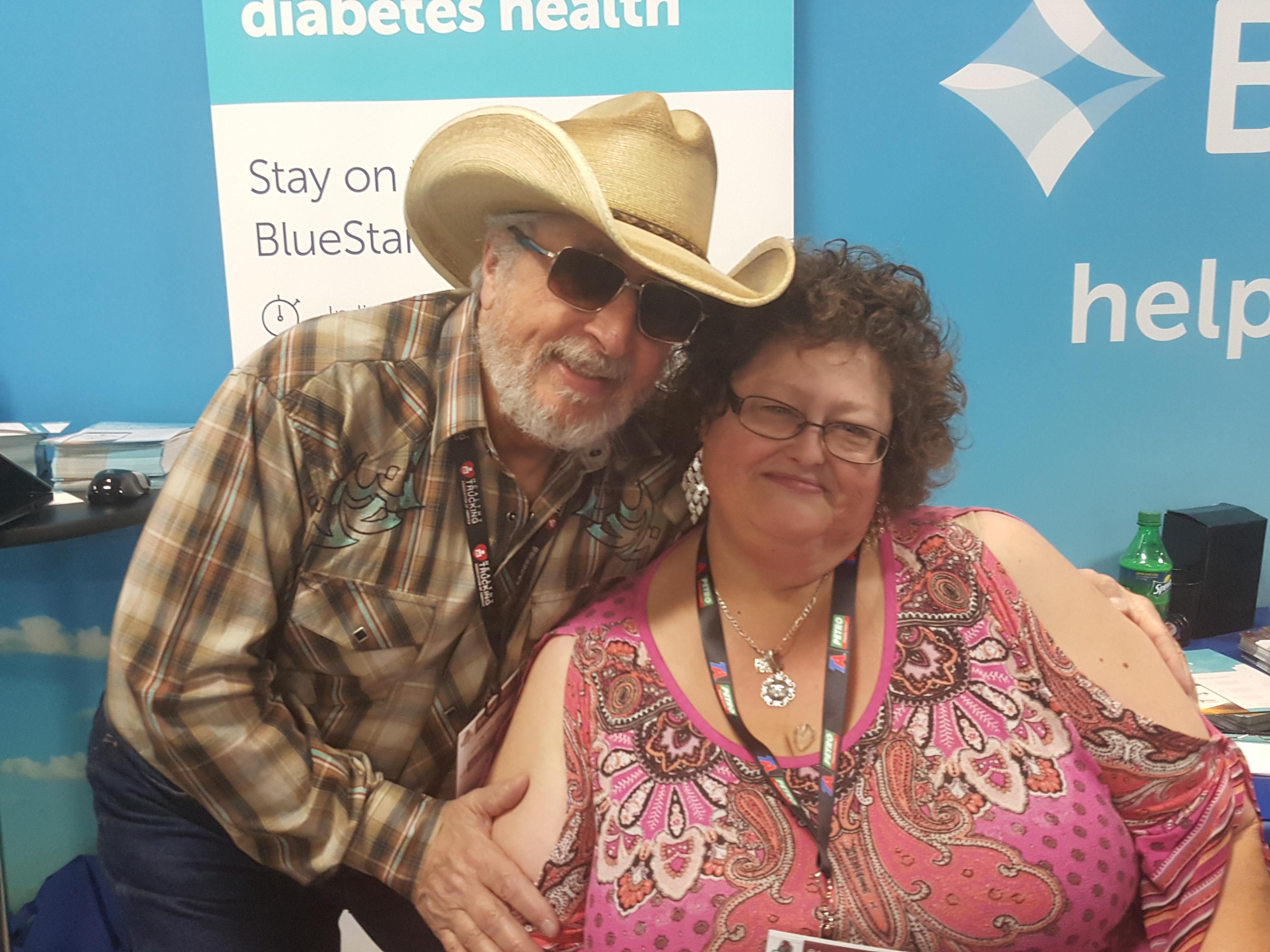 Diabetes Sufferer