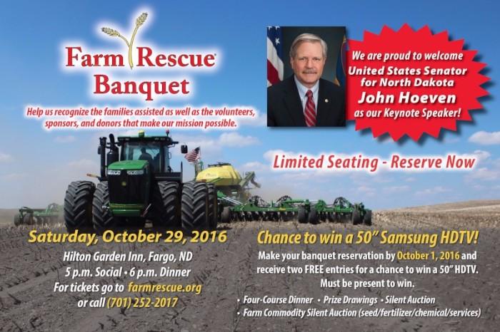 Farm Rescue Banquet