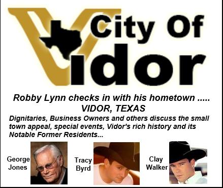 City of Vidor Texas Show