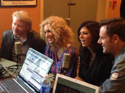 Jack interviews Little Big Town