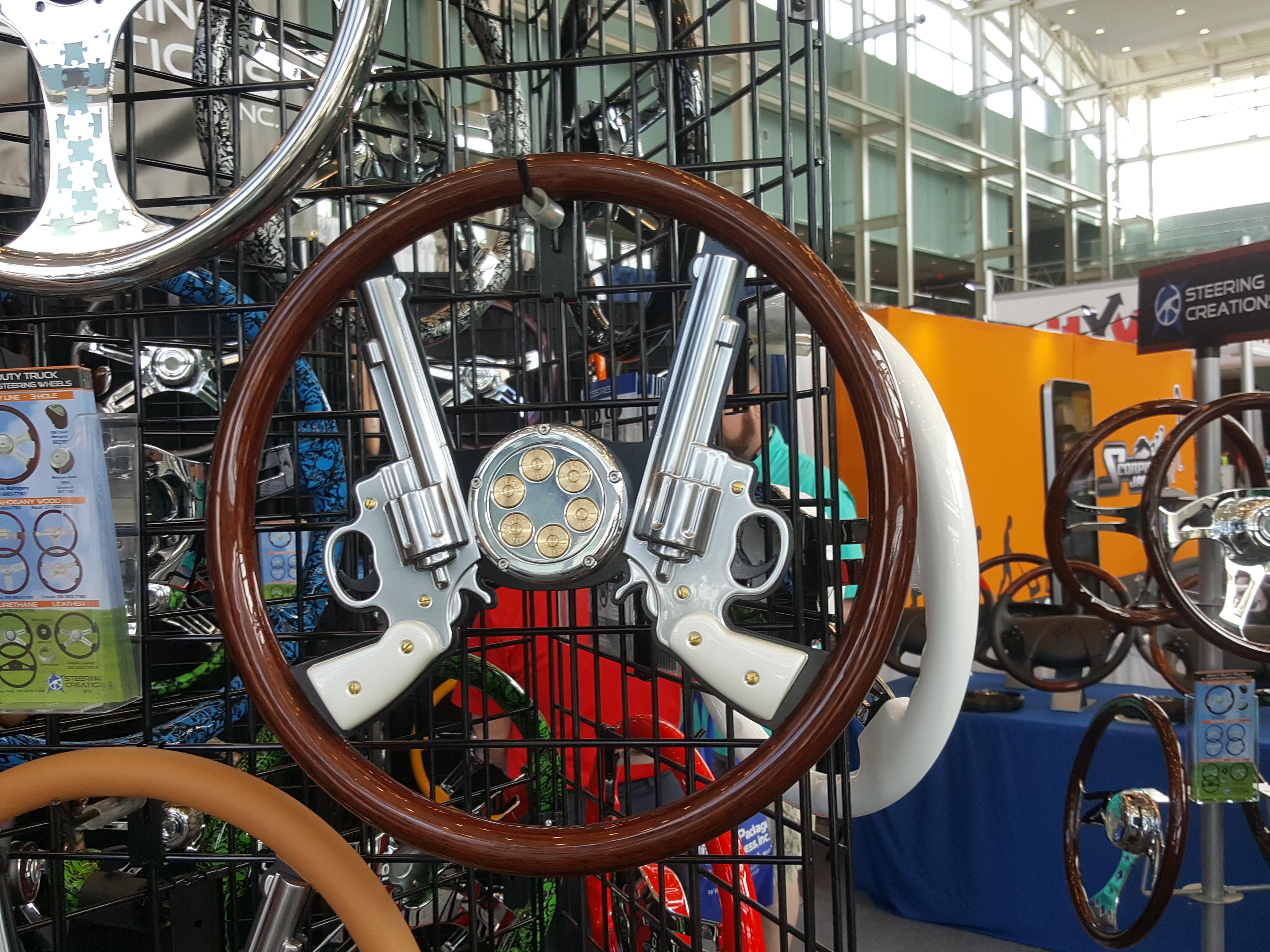 Loaded Wheel