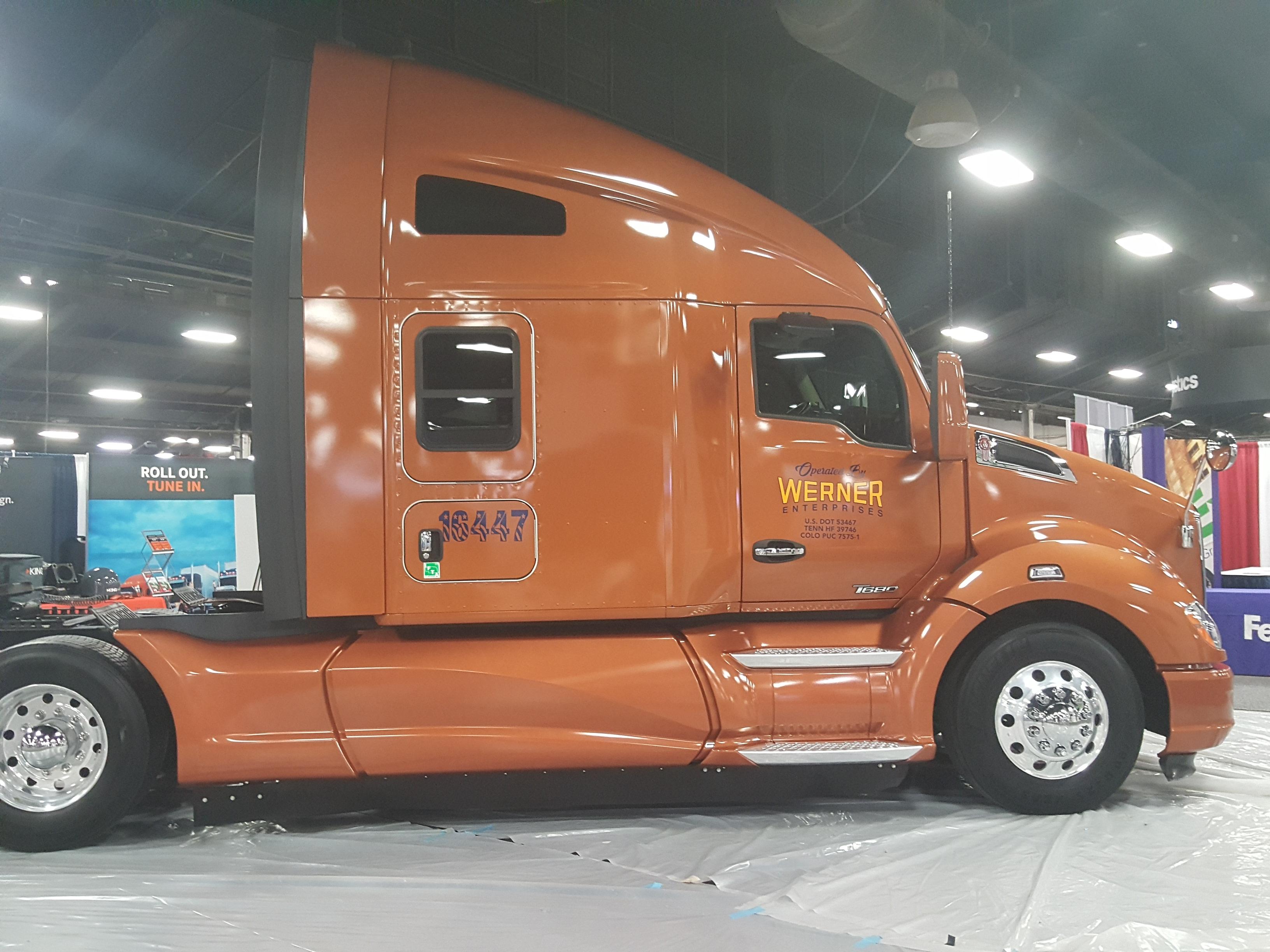 MATS  Trucks