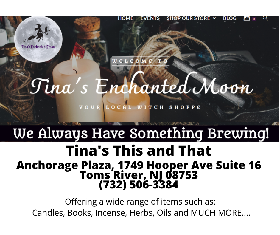 Tina's this and that