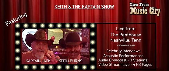 Music City SHowcase  Keith and the Kapta
