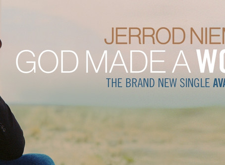 Jerrod Niemann #1 on This Week's Hot 40 Countdown