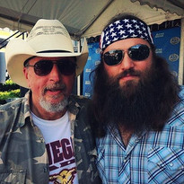 Jack and Willie Robertson