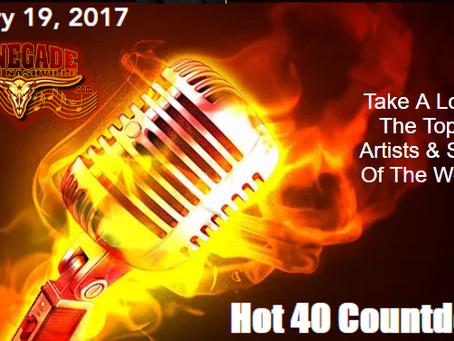 Hot 40 Countdown