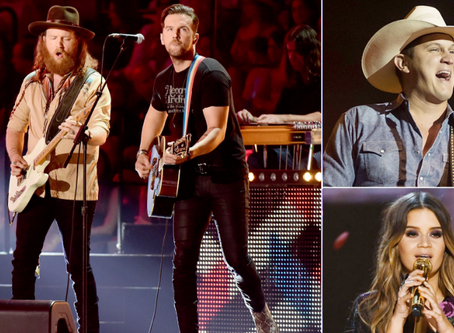 ACM Awards 2017: Maren Morris, Brothers Osborne and Jon Pardi already Named New Artist Winners!