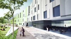 Eco- Valley Housing Complexe