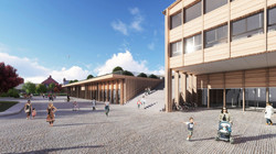 Courbet College 1