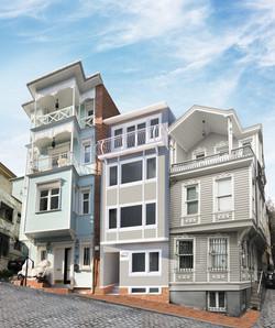 Canbaz House