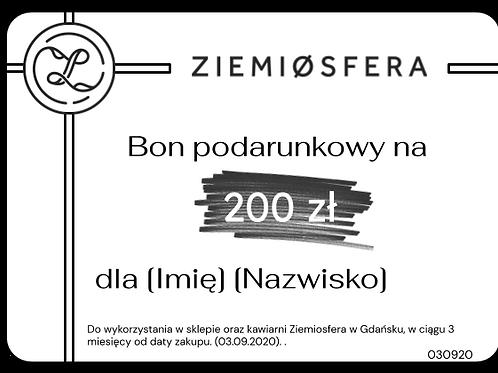 200 zł Gift Card
