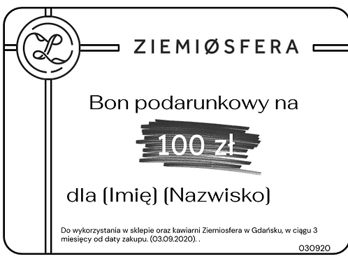 100 zł Gift Card