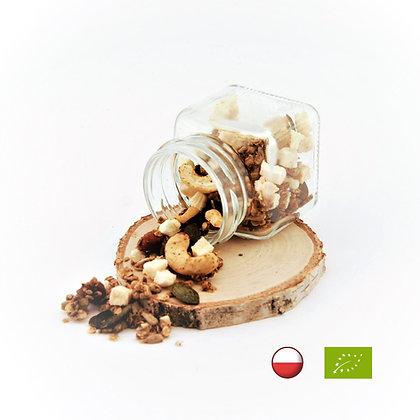 Granola JABŁKO & CYNAMON BIO