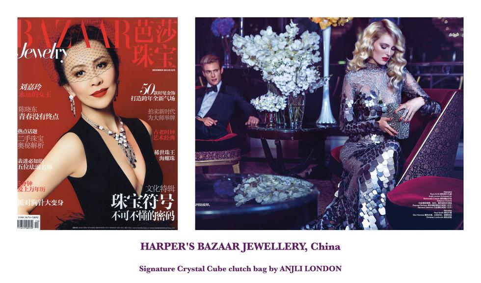 HARPER'S BAZAAR JEWELLERY, China