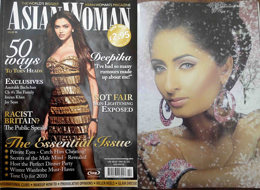 Magazine for Asian women launches
