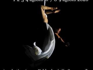 Stage Intensivi Estivi di Acrobatica Aerea, Feldenkrais® & Coreografia 17-18-19 luglio, 1-2-3-4
