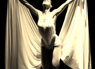 Ossa per Volare - Aerial Intensive Stage Arti Aeree del Circo, Metodo Feldenkrais® & Coreografia