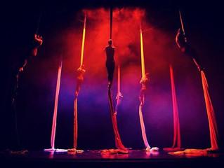 Corso di Arti Aeree del Circo con Loretta Morrone