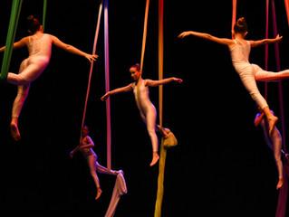 Piccola Scuola di Discipline Aeree del Circo per bambini & adolescenti a S.Miniato condotta da L