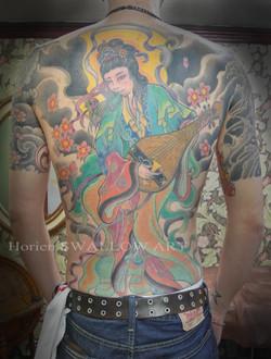 弁財天/Benzaiten(goddess of music)