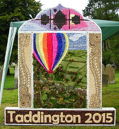 Well Dressing at Taddington.jfif