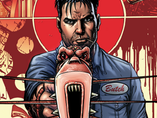 """""""Adam Egypt Mortimer and Darick Robertson routinely make other comics look bad"""" Ballistic #4 Review"""