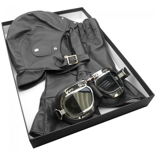 Leather Aviation Box Set