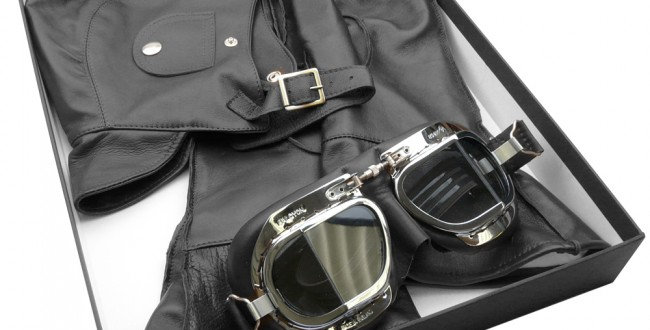 Leather Aviation Box Set