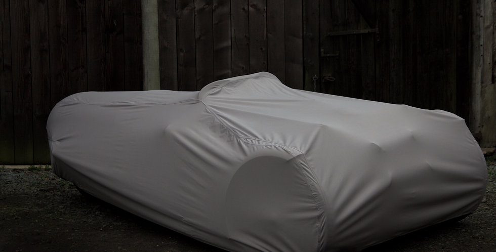 Outdoor Fitted Car Cover