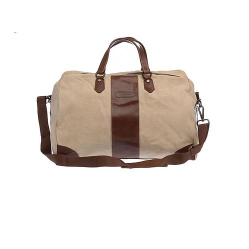 Pembleton Luxury Cotton Canvas Duffle Bag