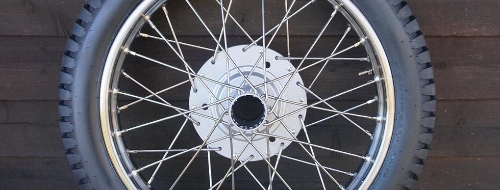 Longstone Crossply Tyres