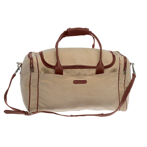 Pembleton Luxury Cotton Canvas Travel Bag