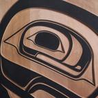 angus-trevor-raven- panel-red cedar-acry