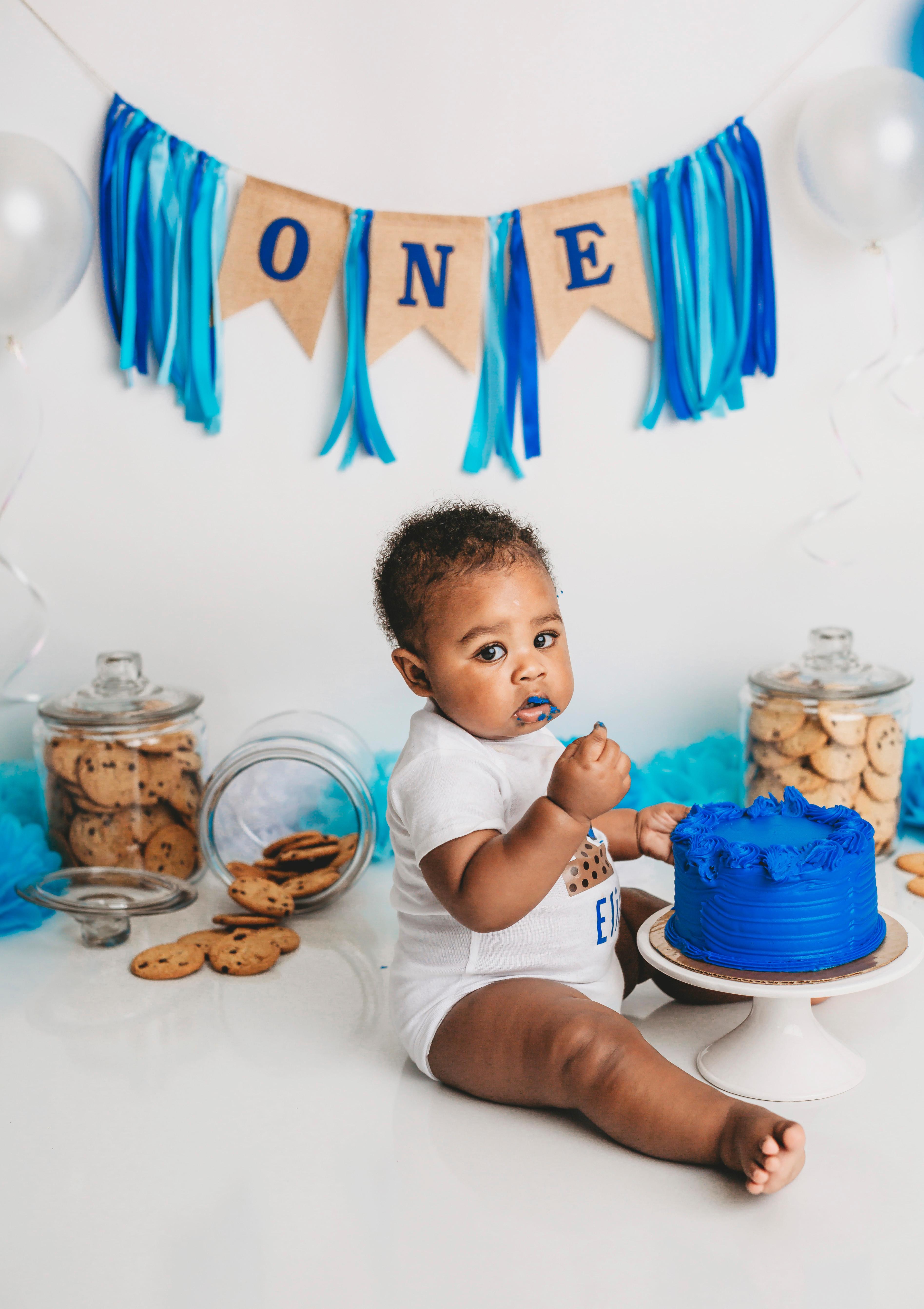 Cake Smash Photography Package Platinum