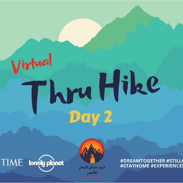 Today is the second day of our virtual thru-hike of the Red Sea Mountain Trail so a big welcome to everybody returning & to anybody reading for the first time! It's a digital walk-thru of the full 170km trail & the way we'll share its beauty & lessons with the world until we can walk again. The trail started at the small Bedouin village of Um Dalfa on the first day & crossed rugged ridgelines & sweeping wadis to the springs of Um Anab. The trail goes up the first mountain of the Red Sea Mountain Trail - the beautiful Jebel Um Anab - on day two before leading into a labyrinth of remote lowland wadis called Tila Hussein. So yalla beena come along & stay tuned for the rest of the hike!