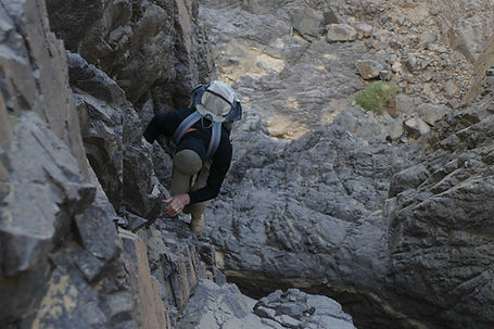 scrambling-jebel-abu-dukhaan-red-sea-mou