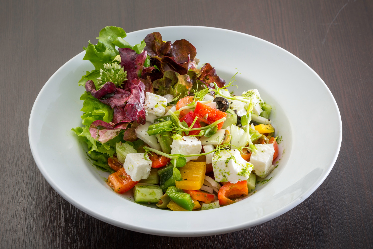GREEK SALAD(2)
