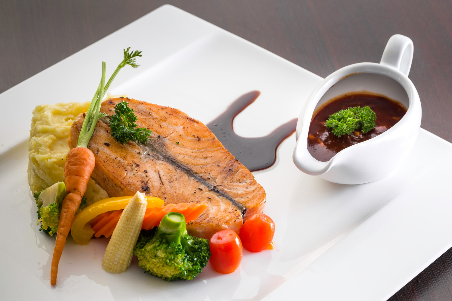 SALMON STEAK(2)