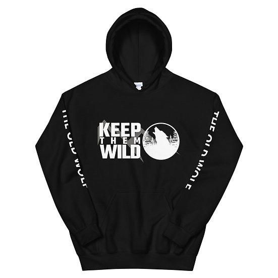 KEEP THEM WILD Unisex Hoodie