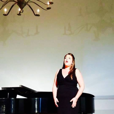 Lily Pforzheimer Hall, Manhattan School of Music, 2014