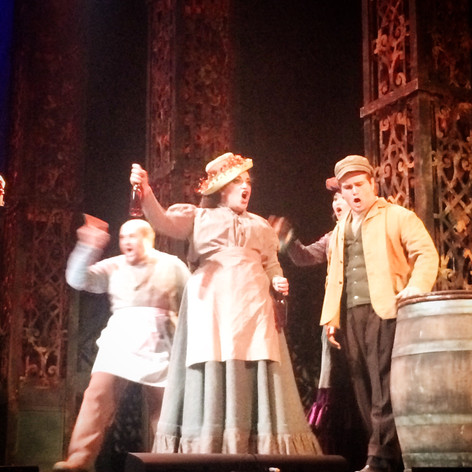 My Fair Lady, Charlottesville Opera, 2015