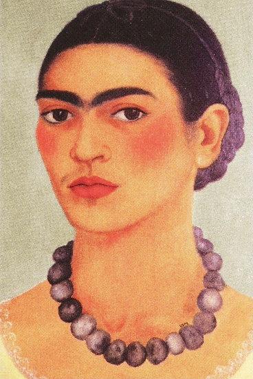 Frida Decoupage