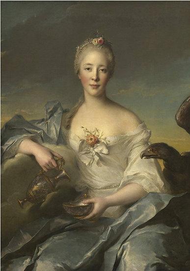 Madame Le Fevre - Decoupage