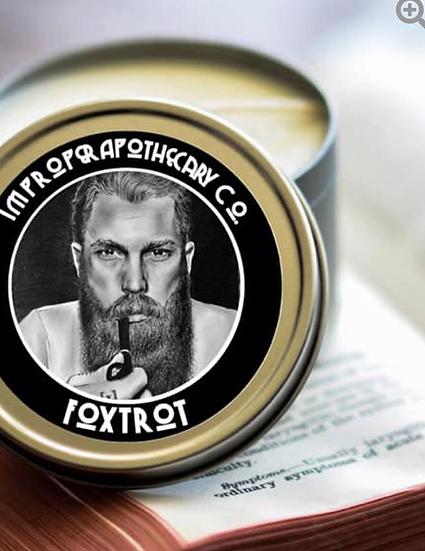 Foxtrot Soy Candle (8 oz)