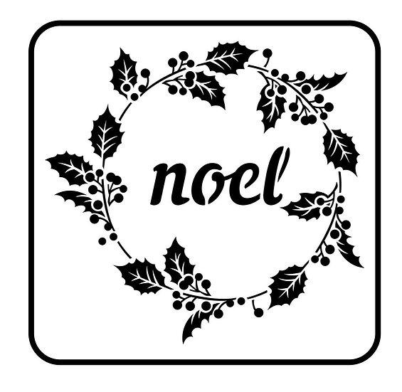 Noel JRV Stencils