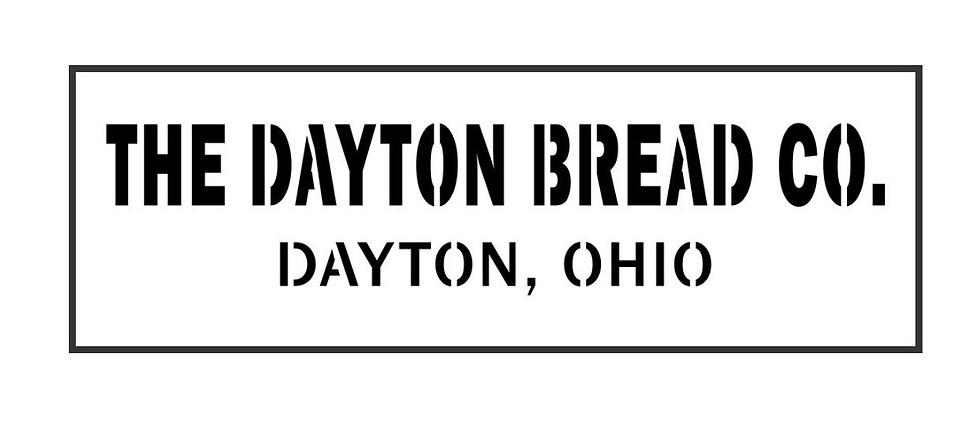 Dayton Bread Stencil